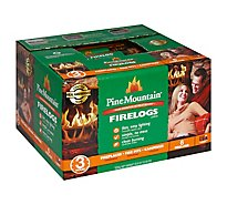 Pine Mountain Firelog 3 Hour - 3.8 Lb