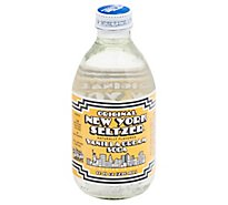 Original New York Seltzer Vanilla Cream - 10 Fl. Oz.