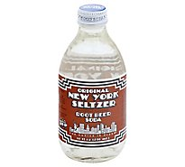 Original New York Seltzer Root Beer - 10 Fl. Oz.