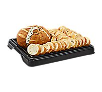 Deli Spinach Dip Large Boule Tray - Each
