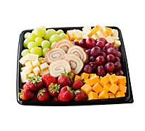 Deli Fruit And Cheese Tray - Each