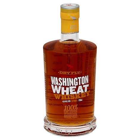 Dry Fly Wheat Whiskey - 750 Ml
