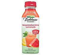 Bolthouse Farms Watermelon Mint Lemonade - 15.2 Fl. Oz.