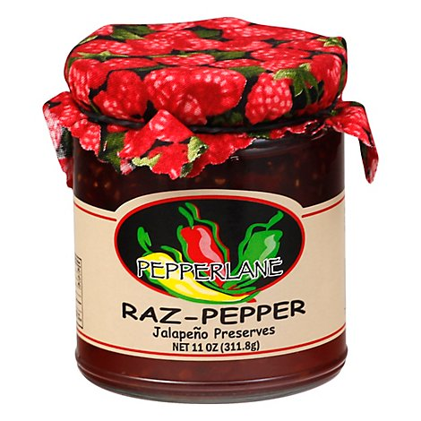 Pepperlane Preserves Pepper Raz - 11 Oz
