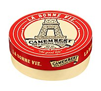 La Bonne Vie Cheese Camembert Soft Ripened - 8 Oz