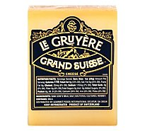 GRAND SUISSE Cheese Le Gruyere - 8 Oz