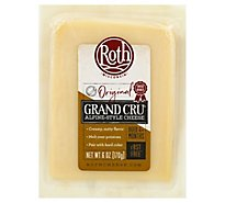 Roth Cheese Grand Cru Gruyere Alpine Style Original - 6 Oz