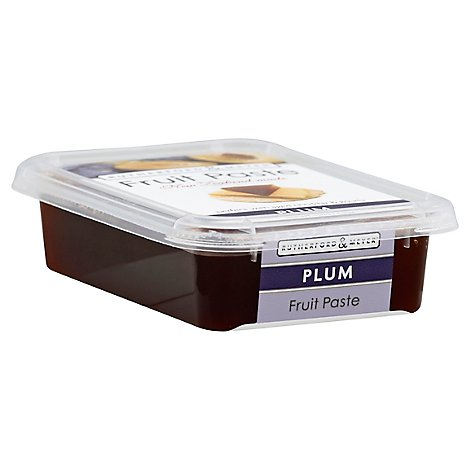 Rm Fruit Paste Plum - 4 Oz
