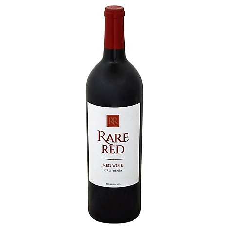 Rars Wines Rare Red Red Blend California Wine - 750 Ml