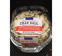 Krab Ball Traditional - 12 Oz
