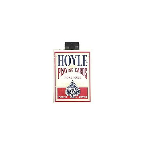 Hoyle Playing Cards Poker - Each