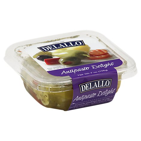 DeLallo Ready Pack Antipasto Delight - 7 Oz