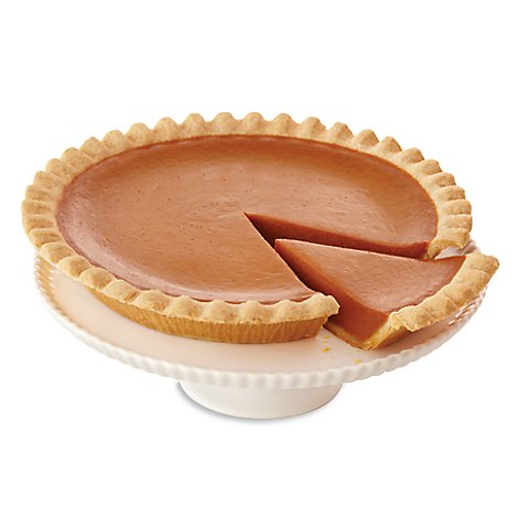 Fresh Baked Pumpkin Pie 8 Inch - Each