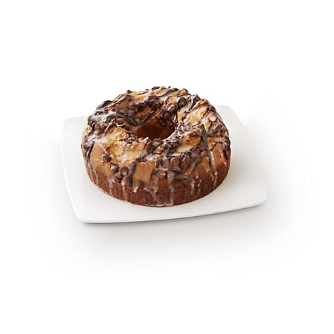 Bakery Pudding Ring With Ghirardelli Chocolate - Each