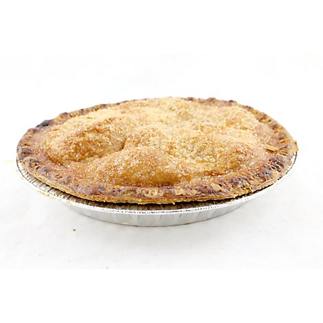 Bakery Pie 8 Inch Egg Custard - Each