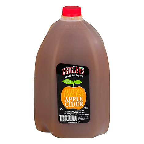 Zeiglers Apple Cider Autumn Harvest - 128 Fl. Oz.