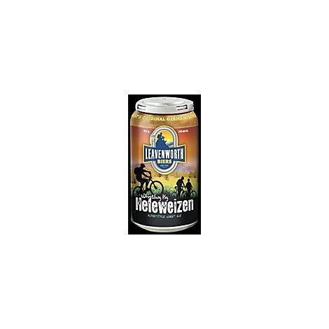 Leavenworth Premium Lager In Cans - 6-12 Fl. Oz.