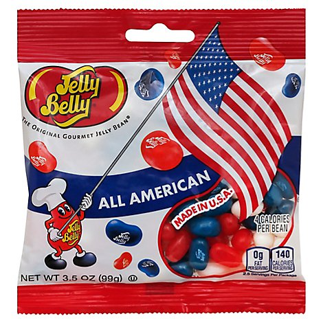 Jelly Belly All American Mix - 3.5 Oz