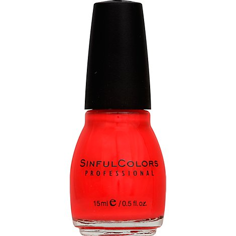 Sinful Nail Thimbleberry - .50 Oz