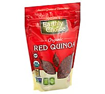 Natures Earthly Choice Organic Quinoa Premium Red - 12 Oz