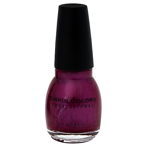 SinfulColors Professional Nail Polish 24/7 920 - 0.5 Fl. Oz.