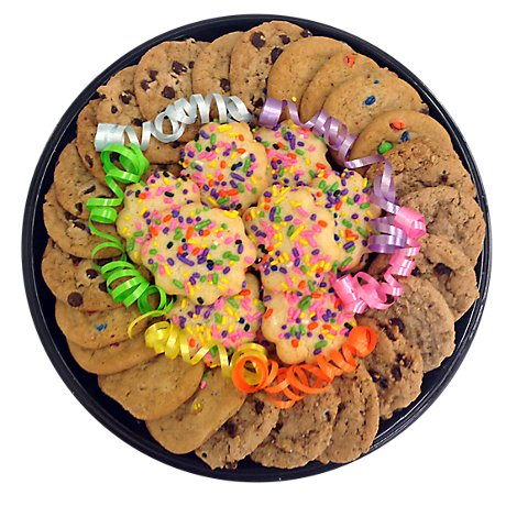 Bakery Cookie Platter Everyday With Butter Cookies - Each