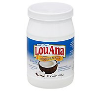LouAna Coconut Oil Pure - 14 Fl. Oz.
