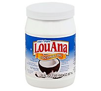LouAna Coconut Oil Pure - 30 Fl. Oz.