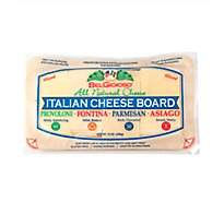 BelGioioso Italian Cheese Board - 12 Oz
