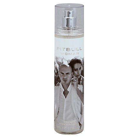 Pitbull Woman Body Spray for Women - 8 Fl. Oz.