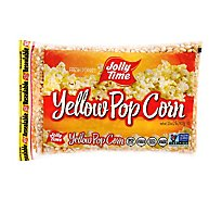 JOLLY TIME Popcorn Kernels Yellow Unpopped - 32 Oz