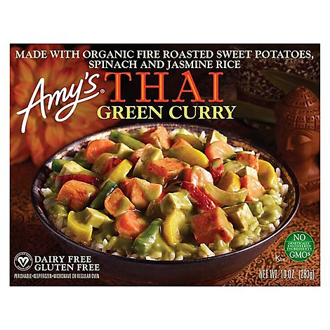 Amys Thai Curry Green - 10 Oz