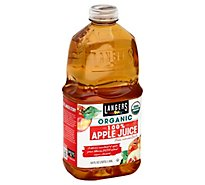 Langers Juice Organic Apple - 64 Fl. Oz.