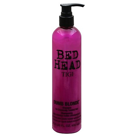 Tigi Bh Dumb Blonde Shampoo - 13.5 Oz