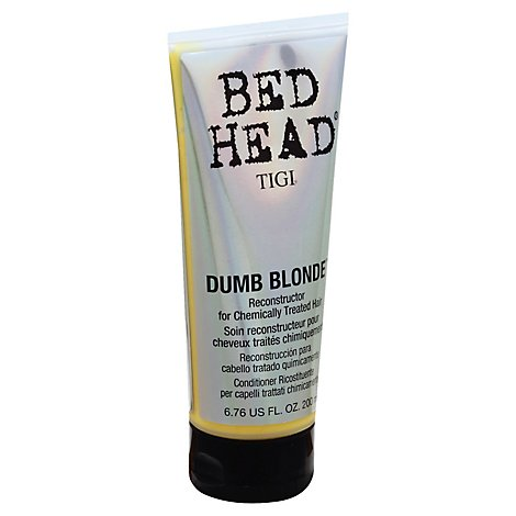 Tigi Bh Dumb Blonde Cond. - 6.76 Oz