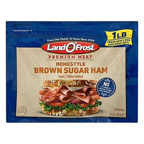 Land O Frost Premium Brown Sugar Ham - 16 Oz