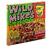 Wild Mikes Ultimate Pizza Super Sized Supreme Frozen - 38.8
