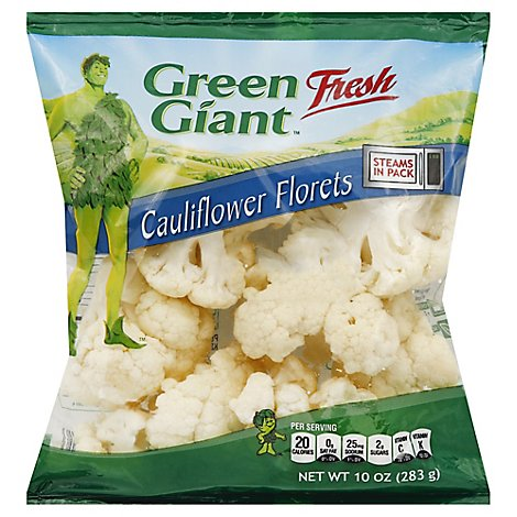 Green Giant Cauliflower Florets - 10 Oz