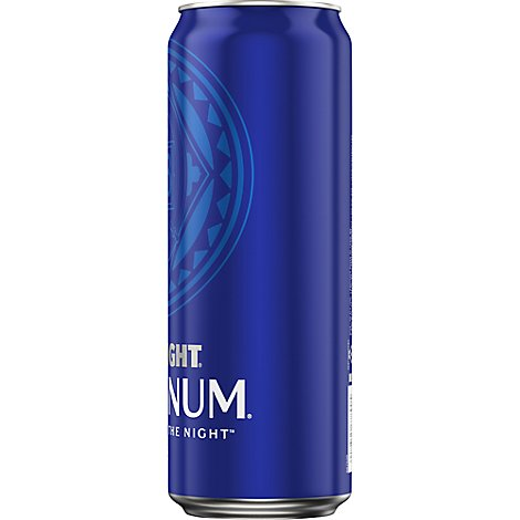 Budweiser Light Platinum - 25 Fl. Oz.