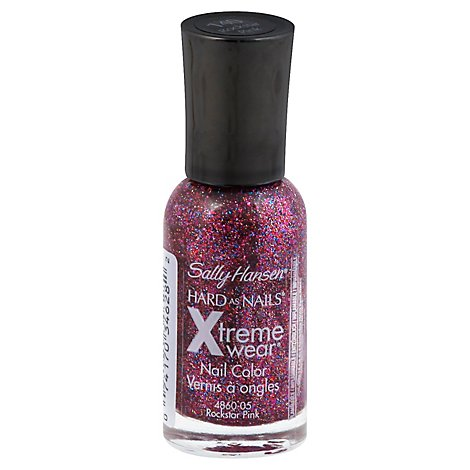 Sally Hansen Hard As Nails Xtrm Wear Tar Pnk - Each