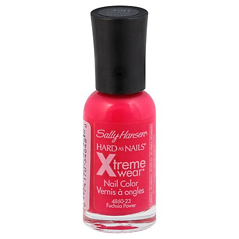 Sally Hansen Xtreme Wear Fuchsia Power - .40 Oz