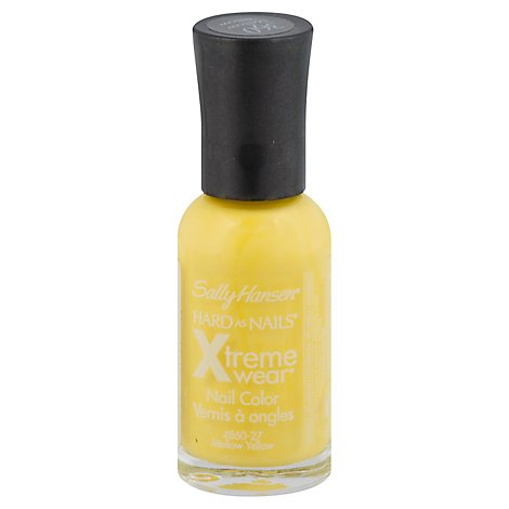 Sally Hansen Xtreme Wear Mellow Yellow - .40 Oz