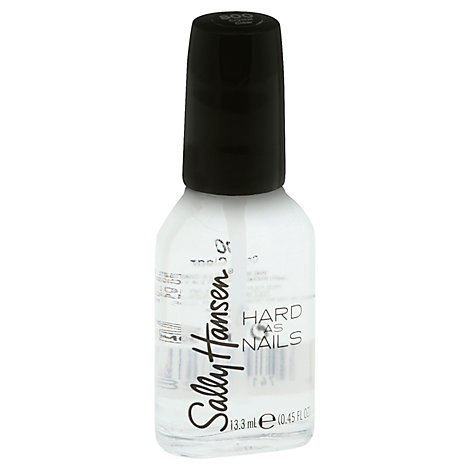 Sally Hansen Hard As Nails Clear - .45 Oz
