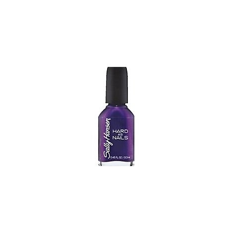 Sally Hansen Hard As Nails Rock Bottom - .45 Oz
