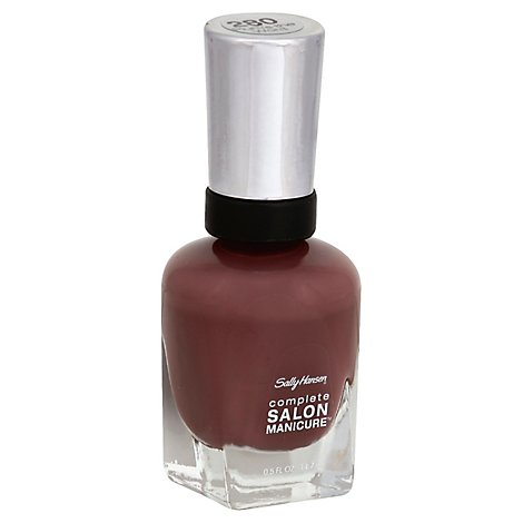 Sally Hansen Csm Plum The Word - .50 Oz