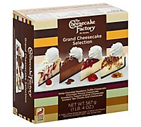 Cheesecake Factory Cake Cheesecake Grand Selection - Each