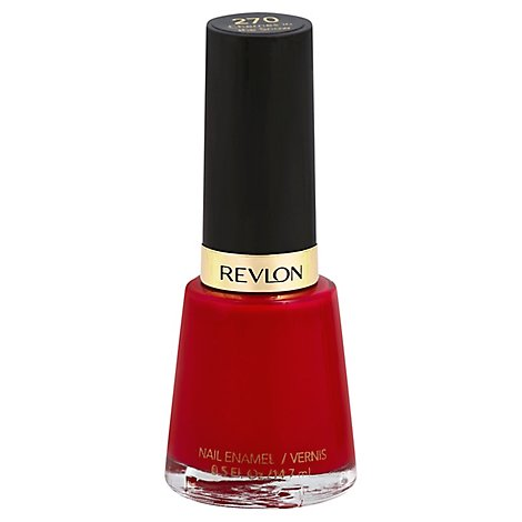 Revlon Creme Nail Cherries In Snow 270 - .50 Oz