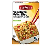 InnovAsian Cuisine Sides Fried Rice Vegetable - 18 Oz