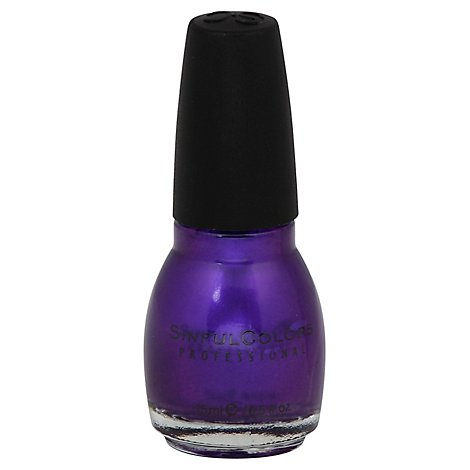 Sinful Nail Color Lets Talk - .50Oz