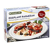 CedarLane Eggplant Parmesan with Roasted Vegetables & Sun-Dried Tomato Sauce - 10 Oz